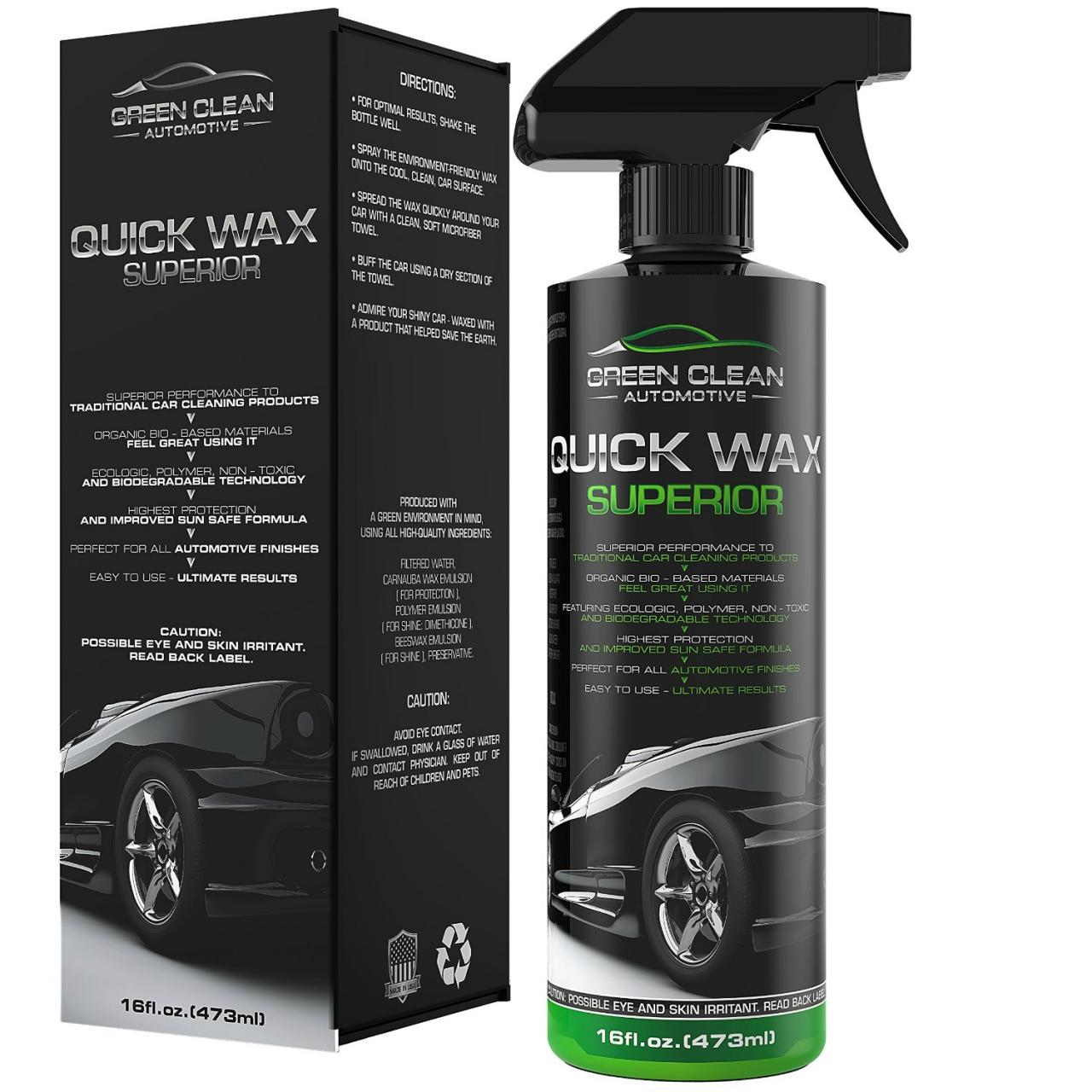 2016's Top 10 Best Car Waxes On The Market
