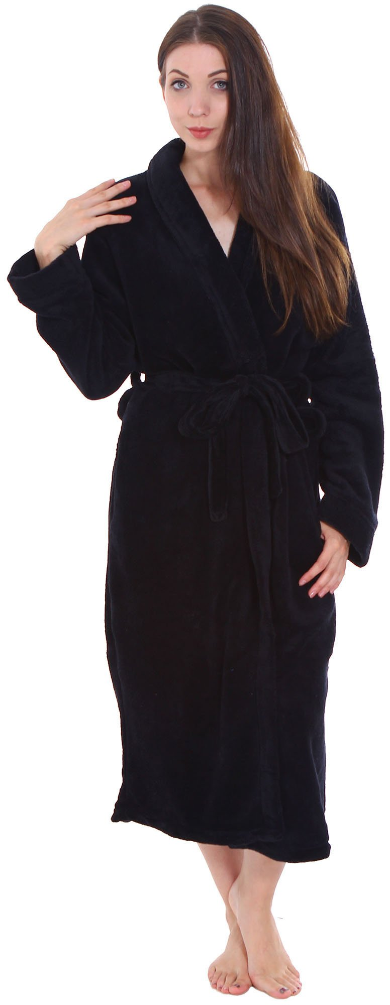61rK6qODSLL Top 10 Best Bathrobes For Women 2021 - Top Rated Bath Robes