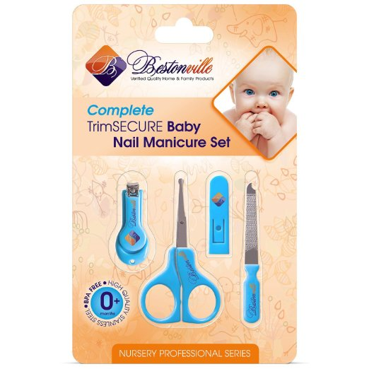 Top 10 Best Baby Nail Clippers/ Nail Scissors