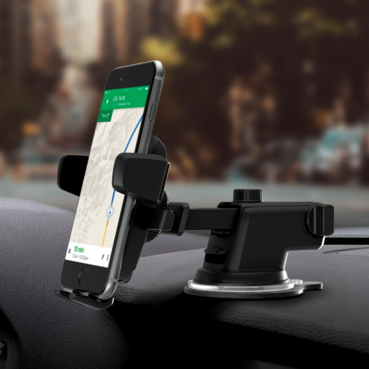 Top 10 Best Car Phone Mount Holders for IPhone/Samsung