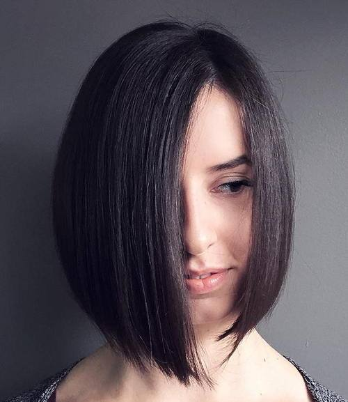 22 Amazing Blunt Bob Hairstyles to Rock this Summer