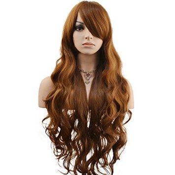Top 10 Best Curly/Wavy Wigs