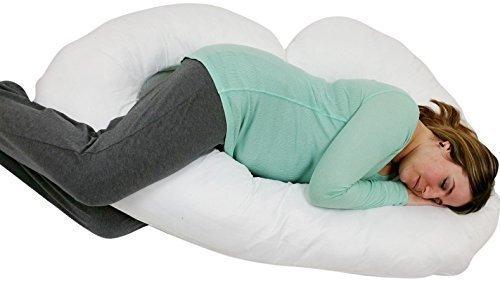 Top 10 Best Pregnancy Pillows - Perfect Pregnancy Sleeping Pillows