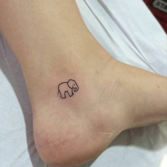 Cute Meaningfull Small Tattoos for Women