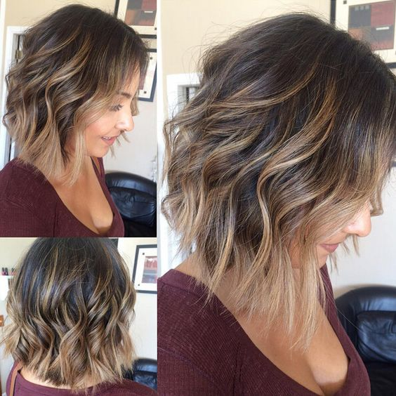 short-ombre-balayage-hairstyles