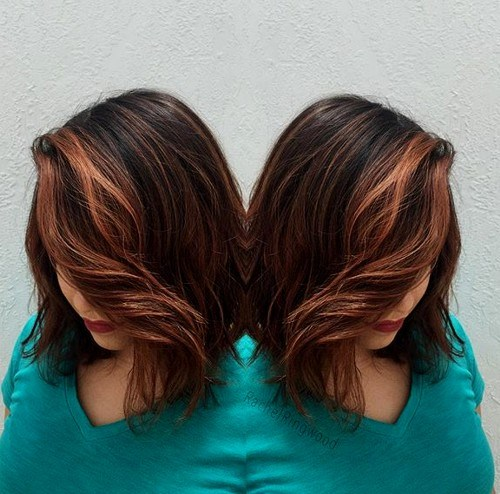 Stunning Balayage Short Hairstyles
