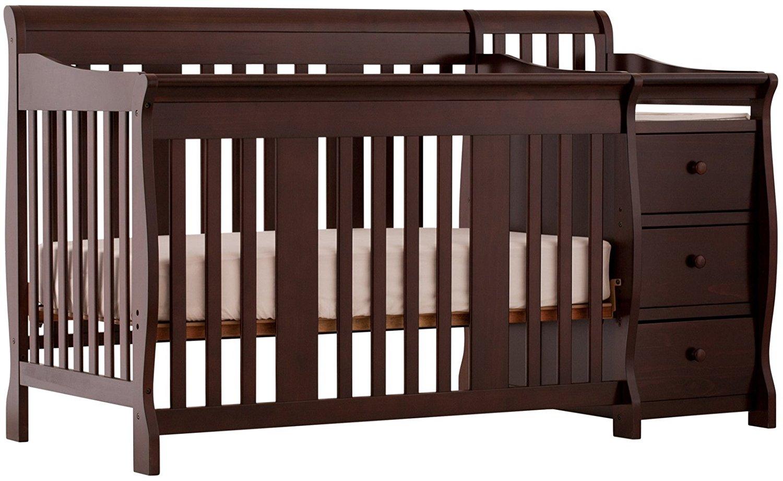 71KLdnfGheL. SL1500 Top 10 Best Baby Cribs 2021 - Rocking, Swinging, Nursery Cribs Reviews