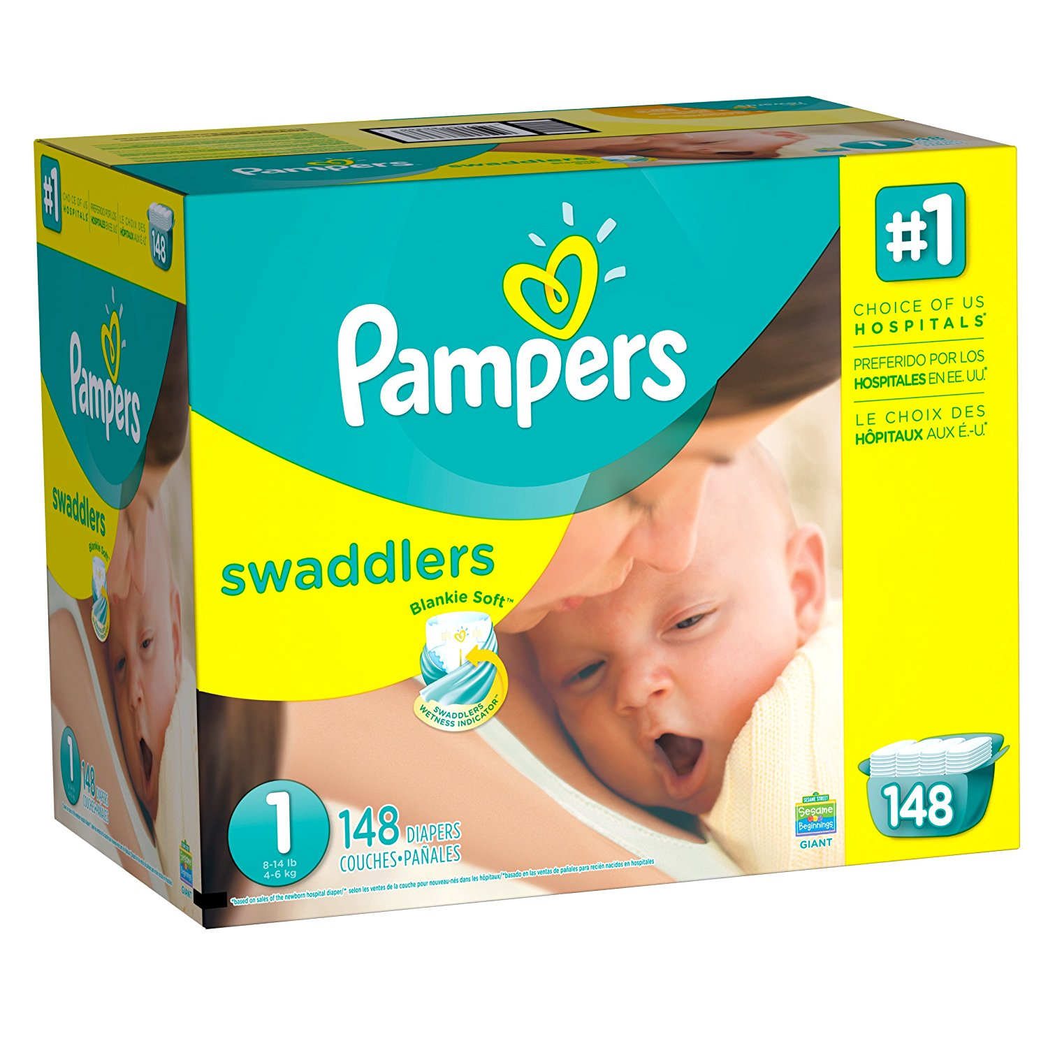 Top 10 Best Baby Diapers 2021 - Affordable Disposable Baby Diaper Reviews