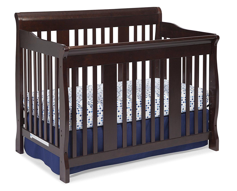 91 tyGIAOL. SL1500 Top 10 Best Baby Cribs 2021 - Rocking, Swinging, Nursery Cribs Reviews