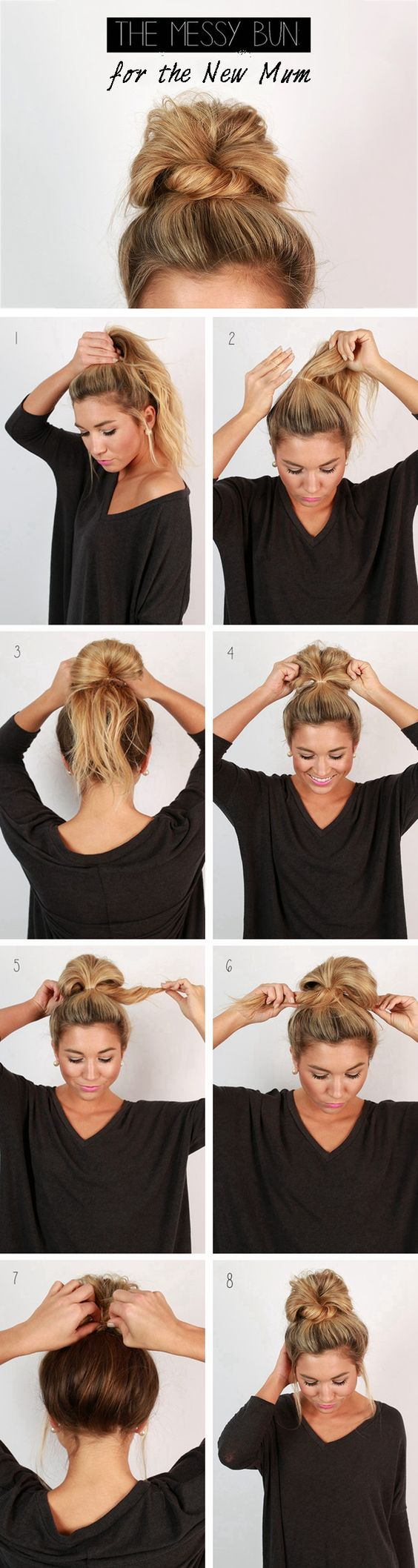 How to Look Great When You Wake Up Late