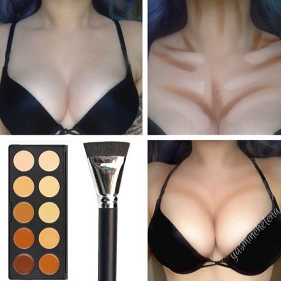 How to Make Your Boobs Look Bigger