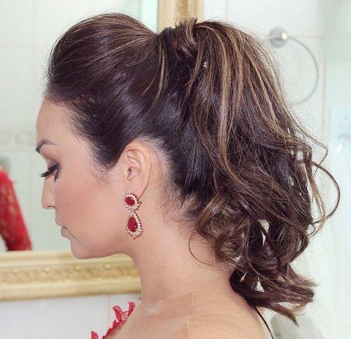 Ponytail Hairstyles - Ponytail Ideas
