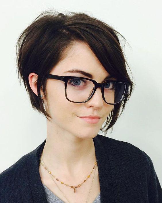 Short Pixie Haircut 2019