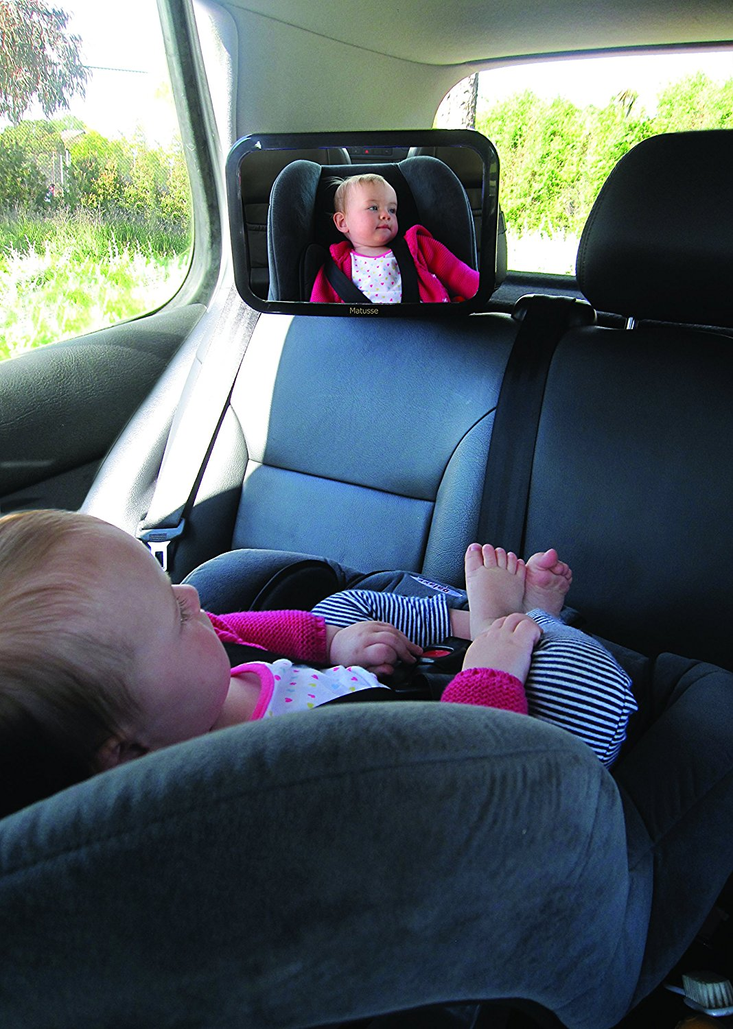 Top 8 Best Baby Car Mirror For Safe Travel - Rear Facing Car Seat Mirrors