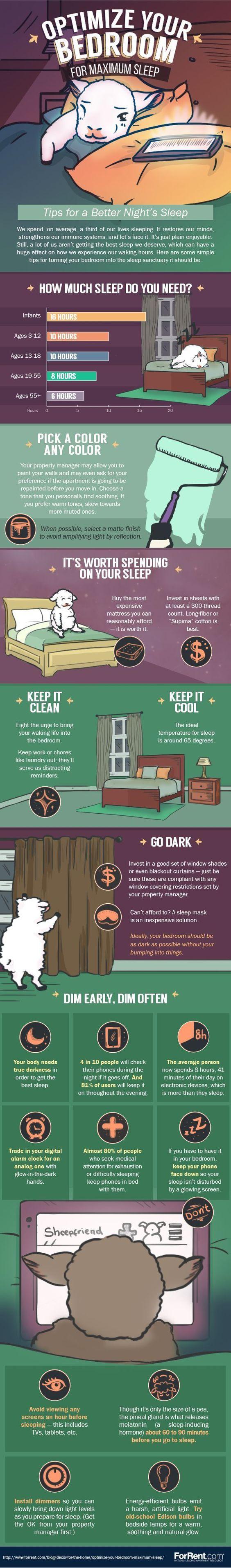 7 Ways to Maximize Your Beauty Sleep