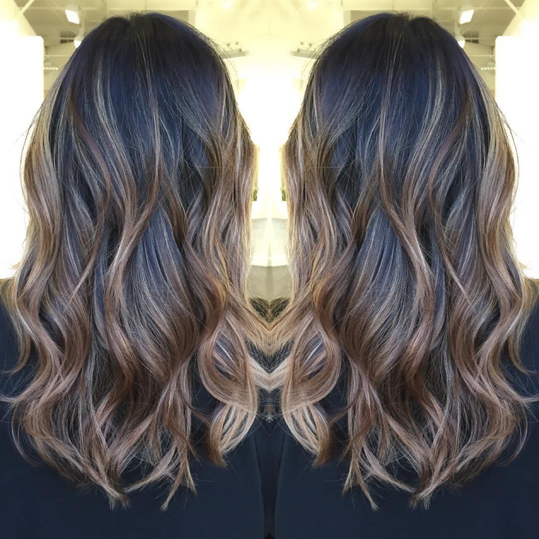 Balayage Hair Color Ideas