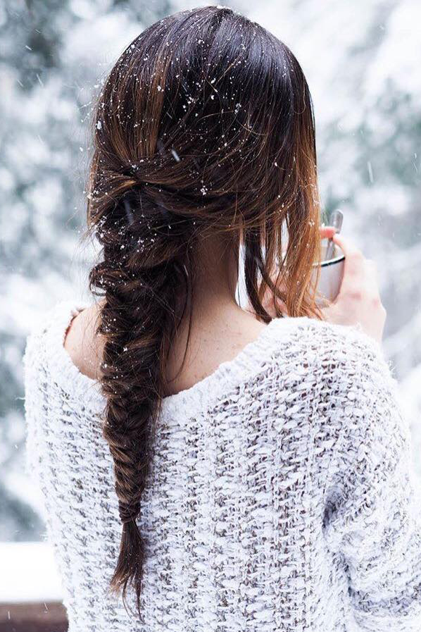 How to Look Great When It's Really Cold Outside