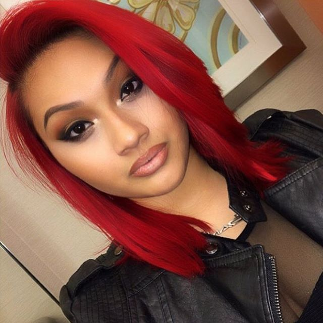 Stunning Red Hairstyles & Haircuts Ideas for Women
