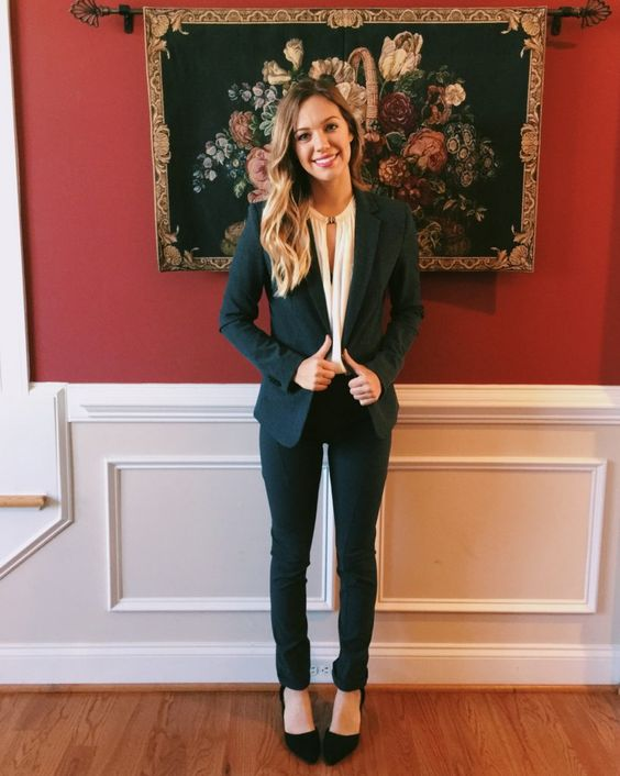 How to Put Together a Professional Look