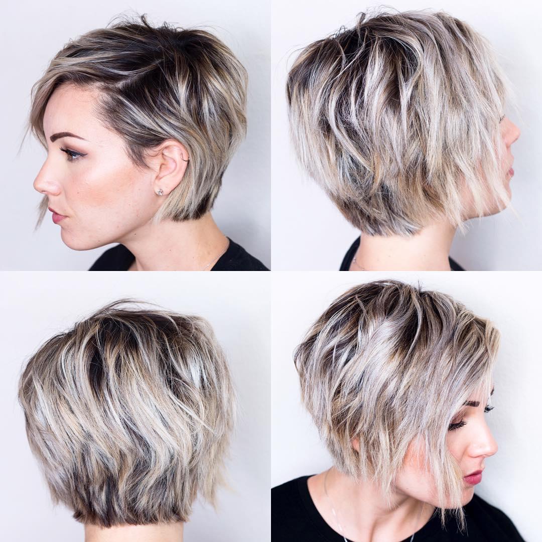 best short haircuts 2020