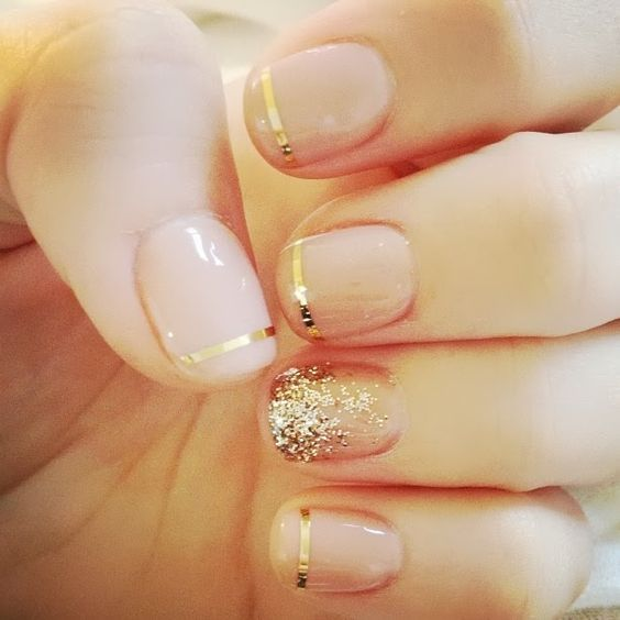 14 Hottest French Manicure Designs