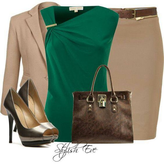 10 Trendy Outfits For The Office