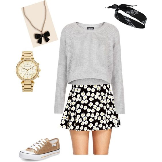 X Cute Back To School Outfits And Accessory Ideas