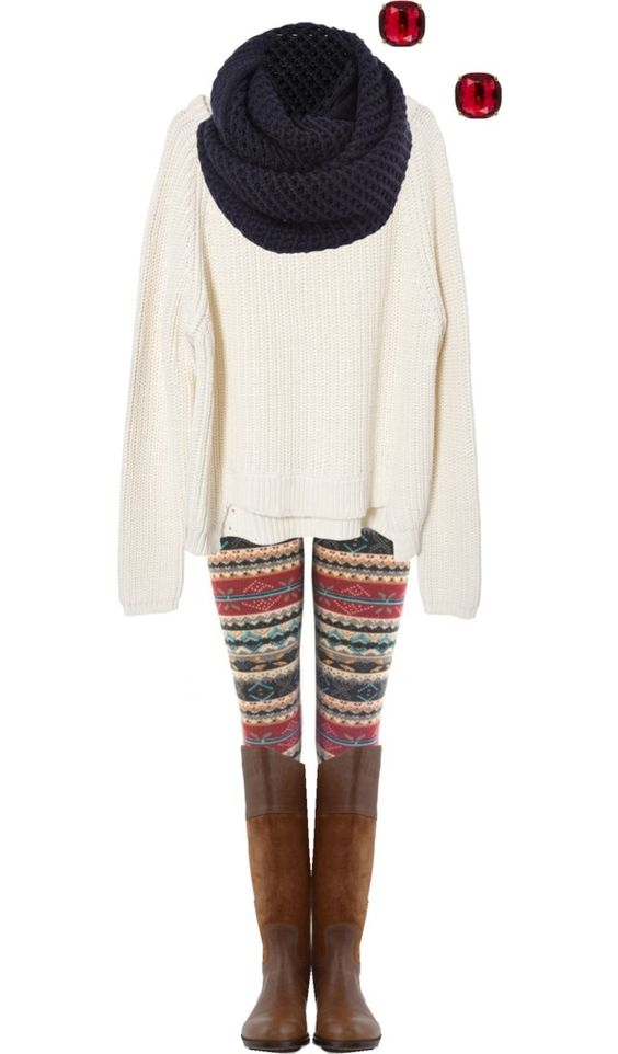 X Cute Outfit Ideas for the Winter