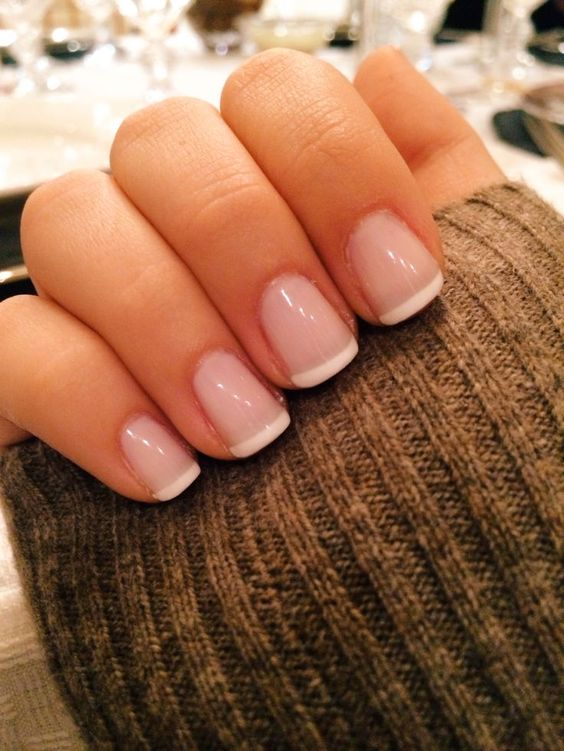 How to Achieve Flawless DIY French Tips - 30 French Manicure Designs