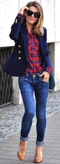 How to Wear a Flannel