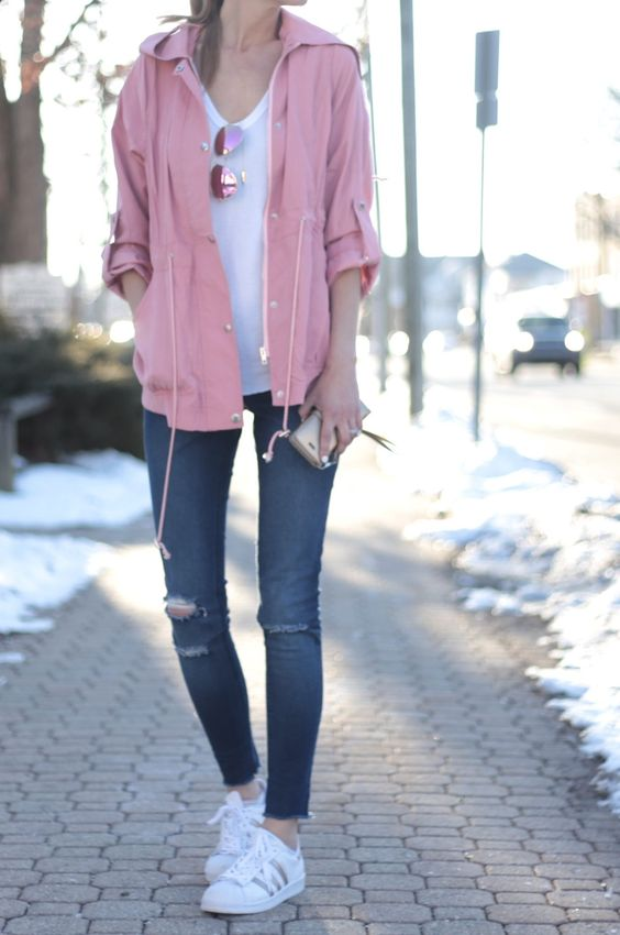 How to Wear Pink