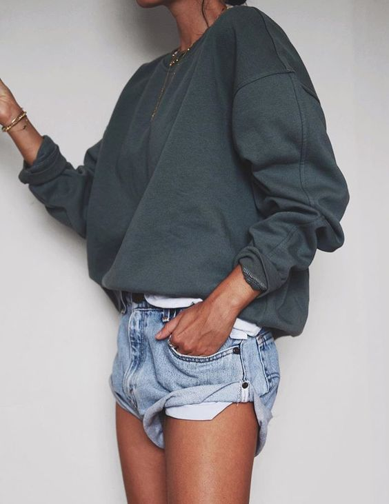 How to Wear Oversized Clothes