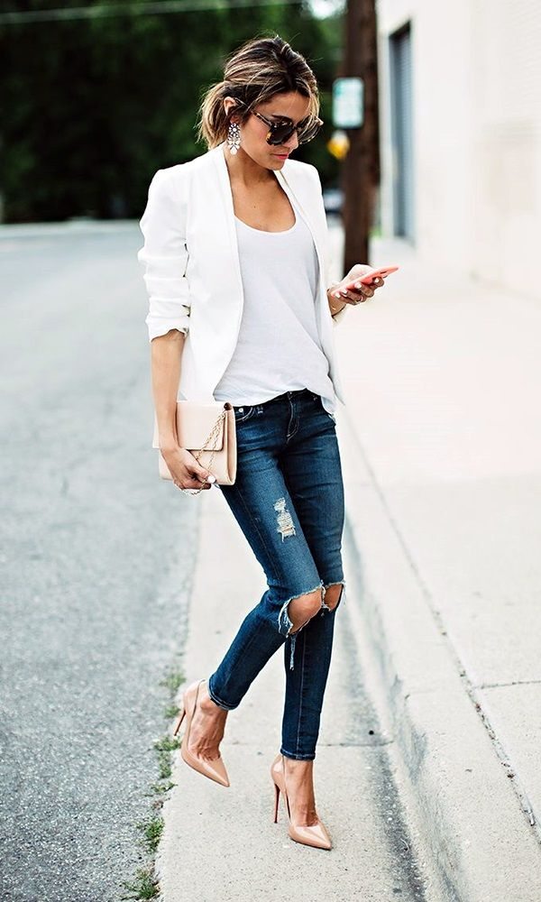 25 Flirty Outfits To Wear for Spring 2018 - Outfit Ideas for Women