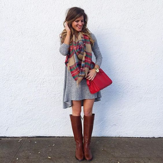 7 Ways to Wear a Scarf With Everything