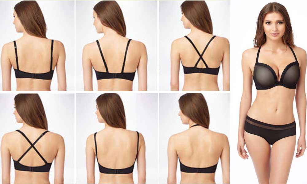 Convertible Bras: Why You Need one & How to Choose it - Her Style Code