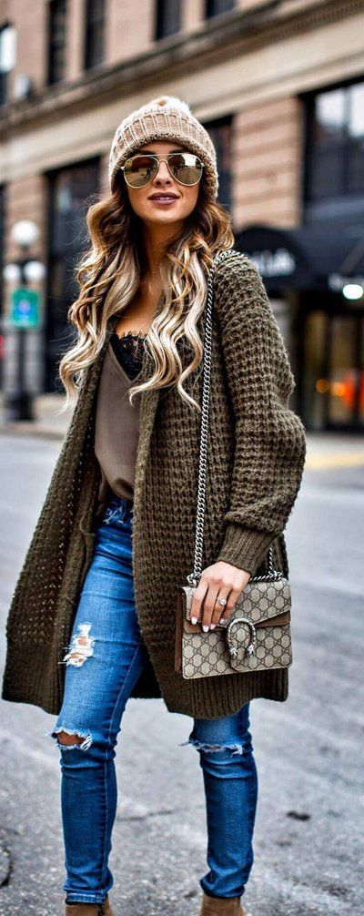 How to Look Cute and Dress for Cold Weather