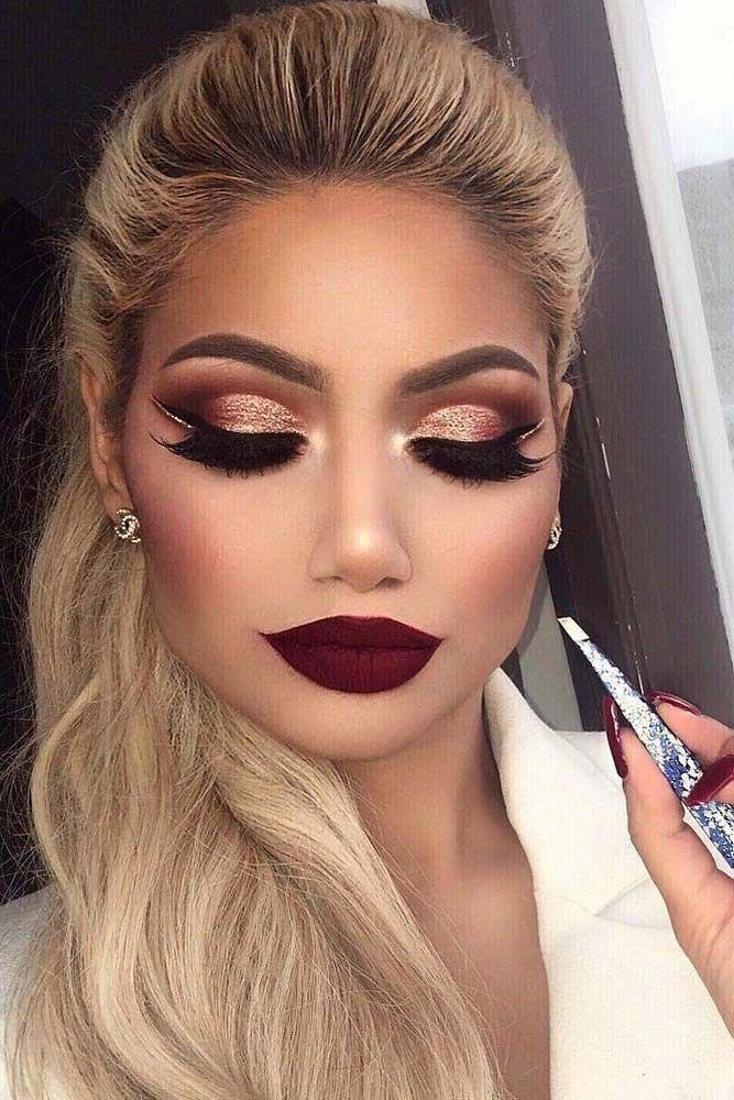 20 Glamorous Eye Makeup Looks - Hottest Makeup Trends