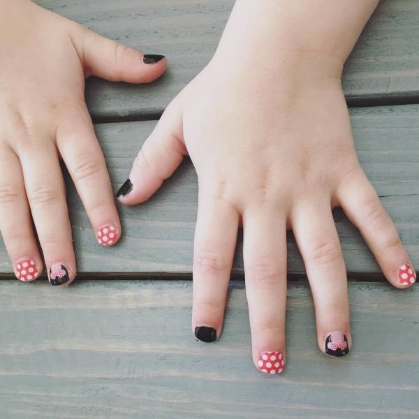 Image result for short nail