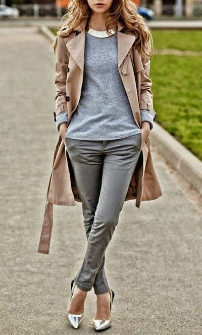 7 Ways to Wear a Trench Coat