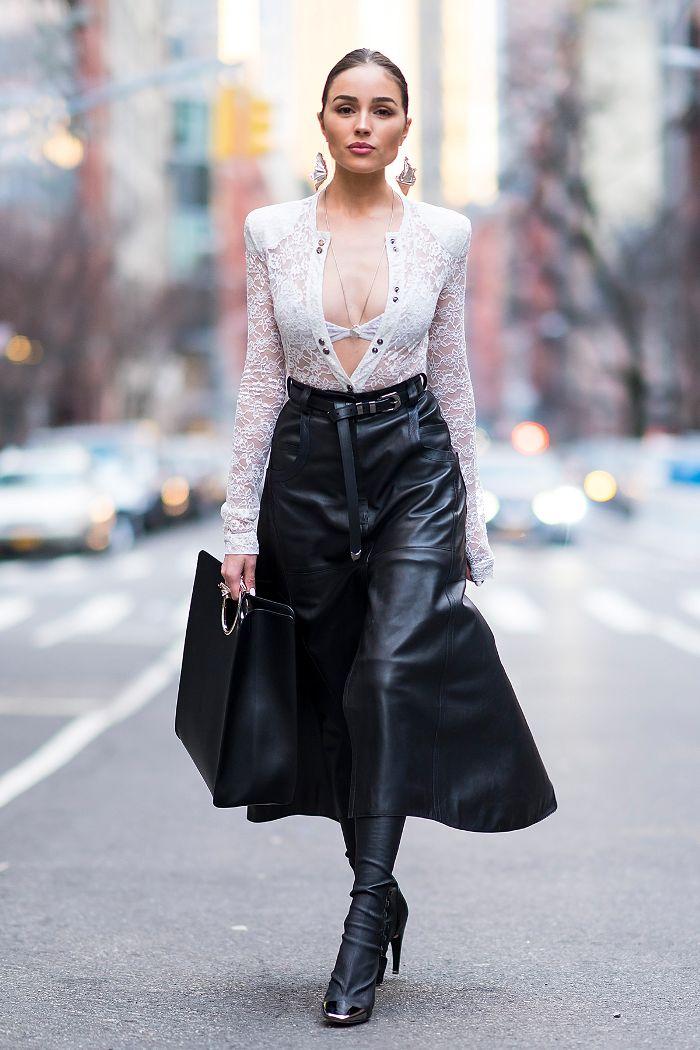 Bodysuit outfit ideas