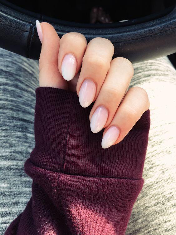 Spring almond nails #almond #nails #acrylic instagram: @amandabork_