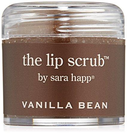 sara happ The Lip Scrub, Vanilla Bean, 1 oz.