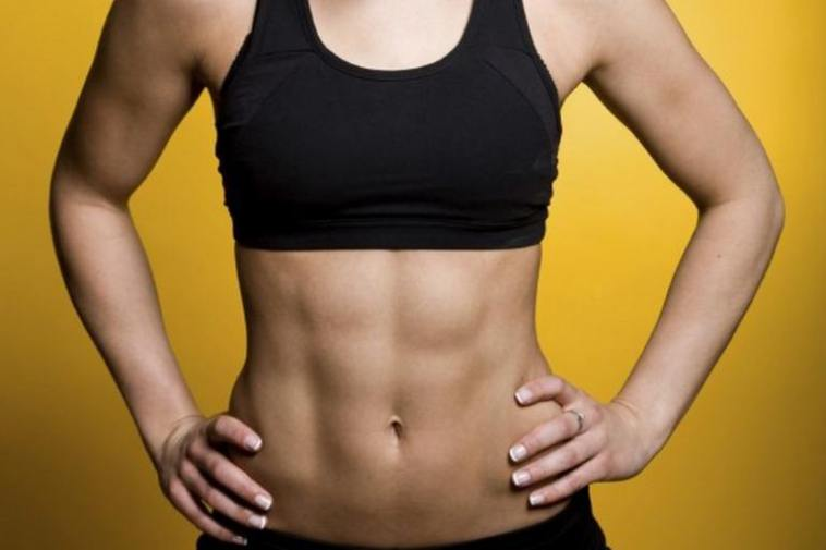 Image result for how to get abs women
