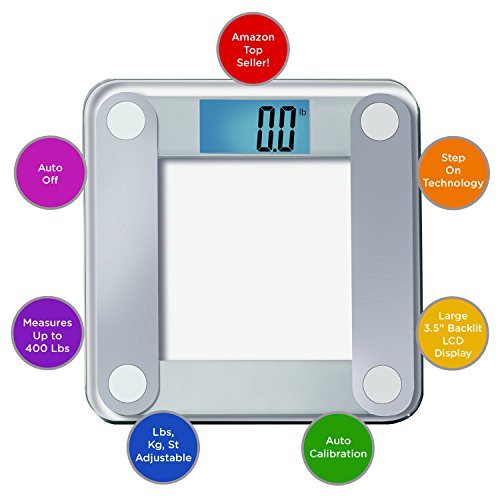 6 best and most accurate bathroom scales 4 6 Most Accurate Bathroom Scales - Body Composition Monitor for All