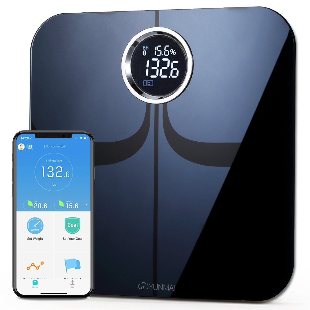 6 best and most accurate bathroom scales 5 6 Most Accurate Bathroom Scales - Body Composition Monitor for All