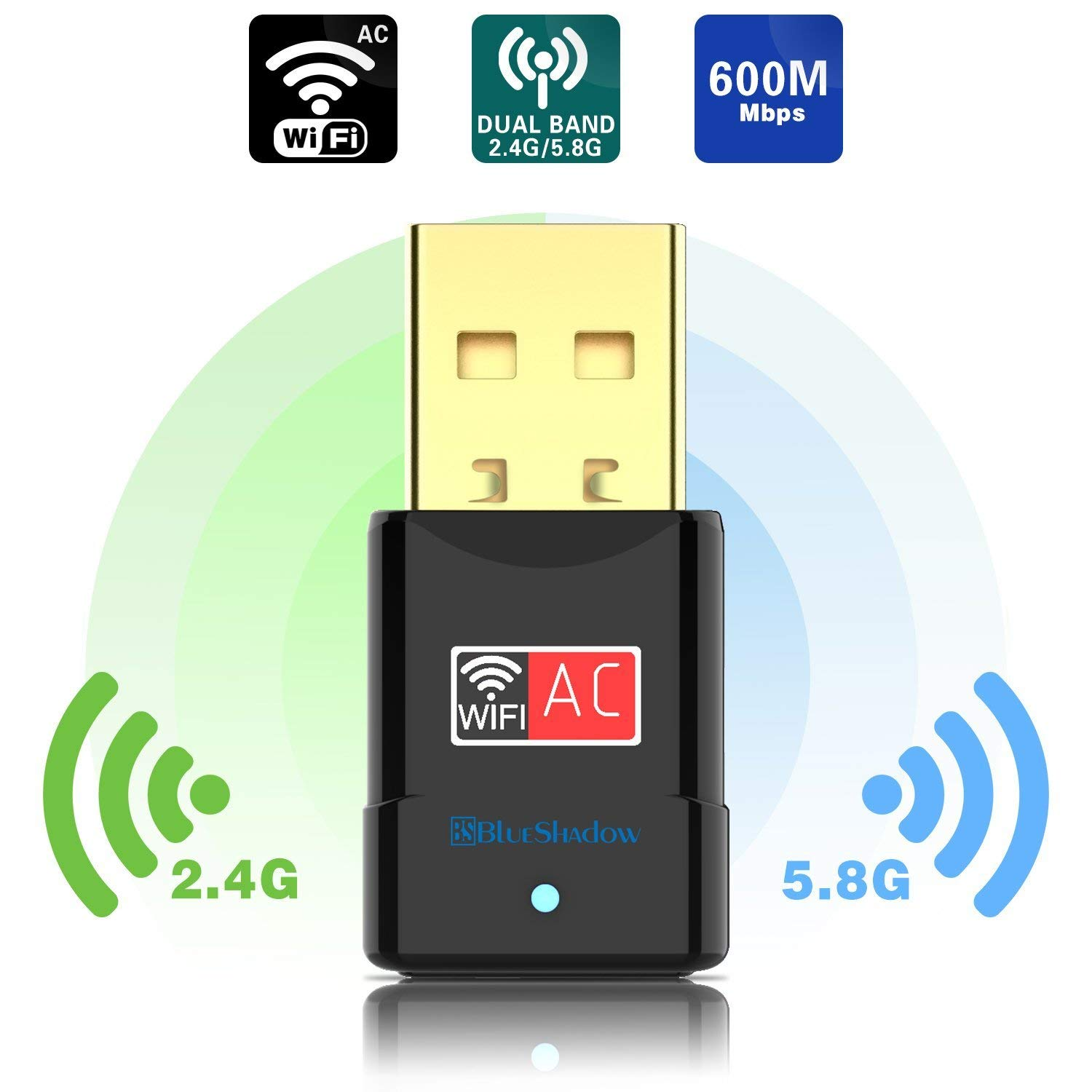 6 best usb wifi adapters 3 6 Best USB WiFi Adapters - Best WiFi Adapters for Laptops and Desktop PCs
