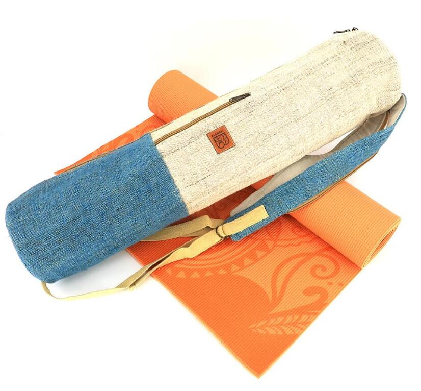 Sustainable and Ethical Yoga Mat Bag by Bagmaya