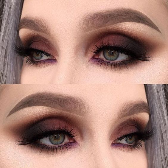     PINTEREST - Chloe Tunstall     @meltcosmetics dark matter stack and promiscuous from the love sick stack
