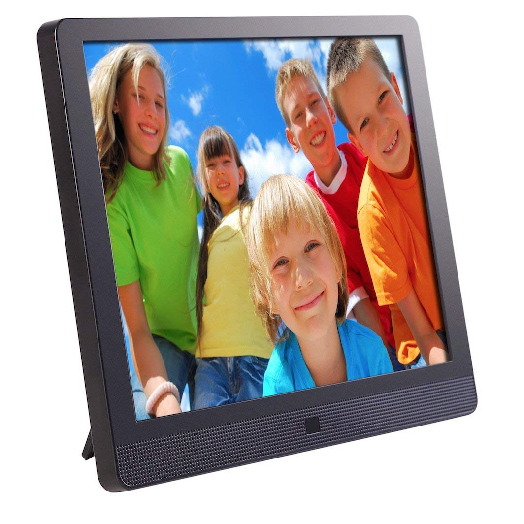 image 2 5 Best Digital Photo Frames 2021 - Digital Picture Frames with SD Card, Wifi