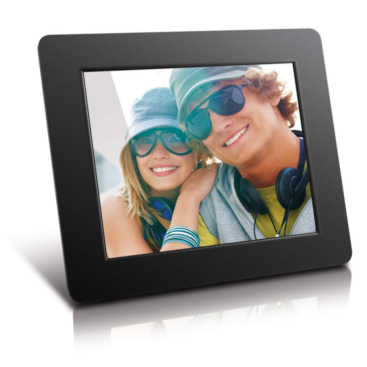 image 4 5 Best Digital Photo Frames 2021 - Digital Picture Frames with SD Card, Wifi
